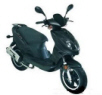 Kymco agility scooter rental in Larnaca Cyprus