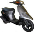 Peugeot scooter rental in Larnaca Cyprus