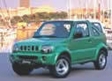 This car can be hired in Cyprus, its a suzuki jimny