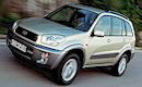 This Toyota Rav 4 car is available for hire in Cyprus